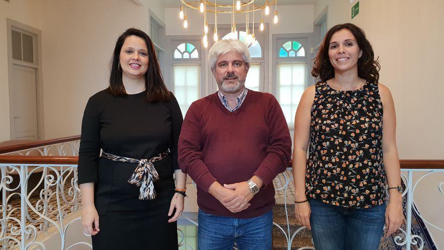 El Colegio de Arquitectos de La Palma asume un compromiso social en iniciativas solidarias derivadas de la Covid-19