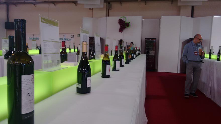 Galería del vino en Fenavin Contact
