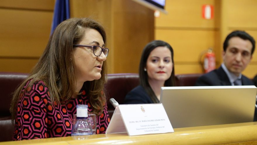 Una consejera propuesta por PSOE cuestiona el informe del Tribunal de Cuentas que critica las 'embajadas' catalanes