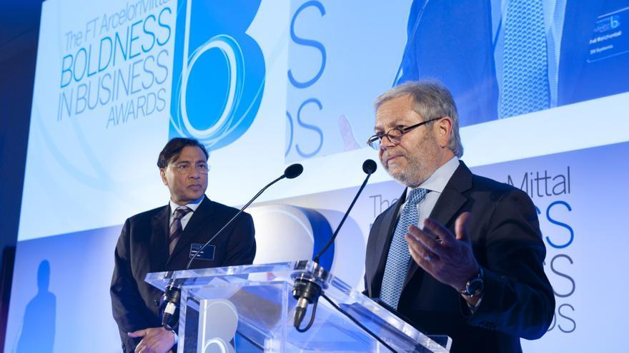 3D Systems, la empresa de Avi Reichental, podría comprar más empresas del sector.