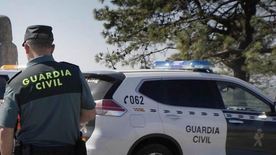 Cuatro detenidos, entre ellos un guardia civil, en una operación contra el narcotráfico en la costa