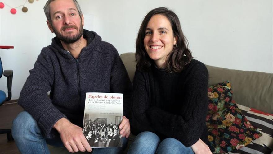 """""""Papeles de plomo"""", la columna uruguaya que luchó en la Guerra Civil española"""
