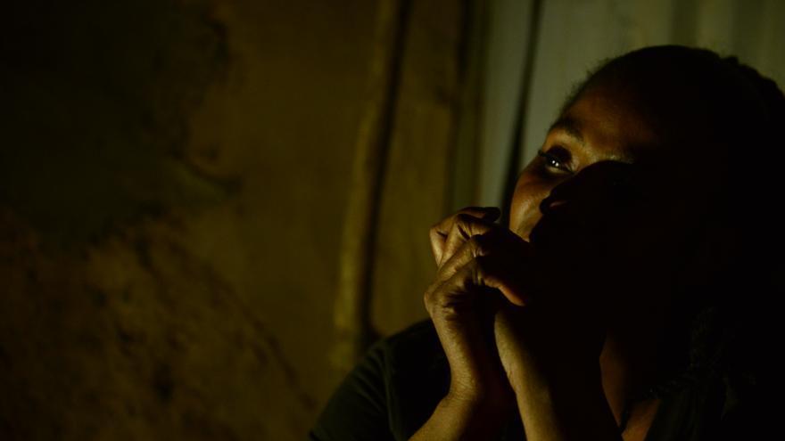 Mary está bloqueada en Agadez y no puede regresar a su país de origen.