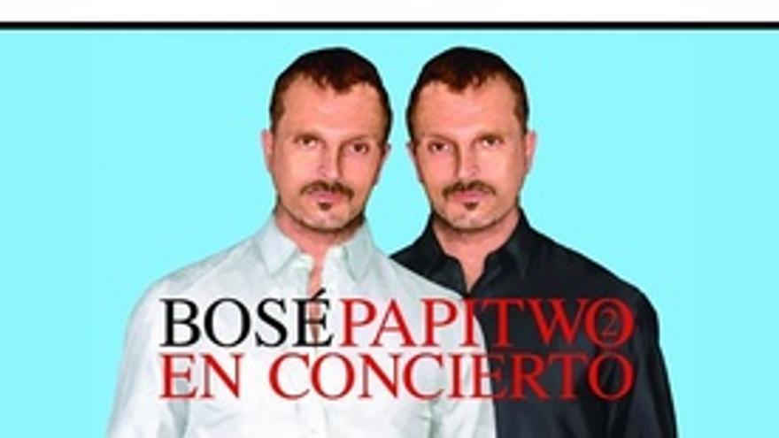 Papitwo y Miguel Bosé