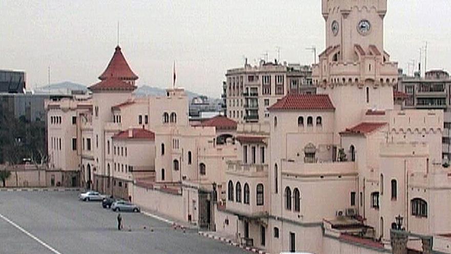 Imagen del cuartel del Bruch en Pedralbes Foto: BTV