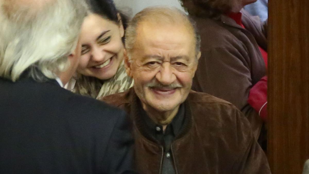 El represor Antonio Musa Azar Curi