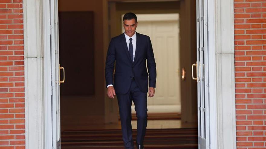 Sondeo: mayoría de españoles rechazan gestión de Sánchez en economía y empleo