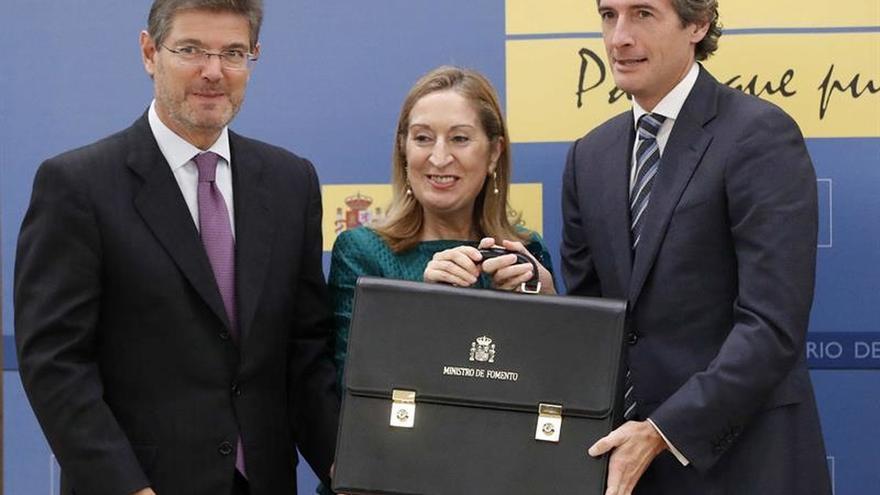 """De la Serna dice que su vida política ha ido """"siempre en paralelo"""" a Rajoy"""