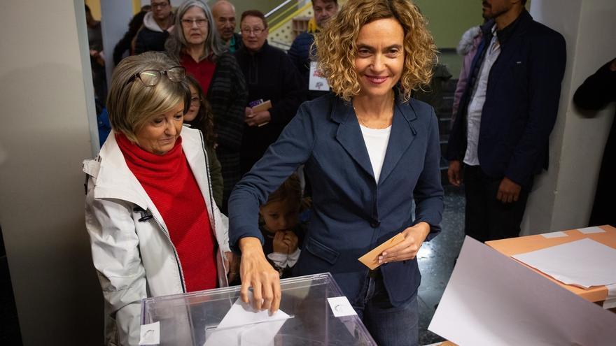 """Batet pide votar por un país """"sin exclusiones, con justicia social y donde convivir juntos"""""""