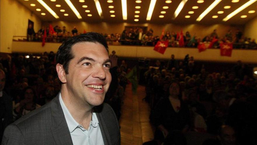 Tsipras afirma que el 25M empezará el gran cambio en Europa para detener la austeridad