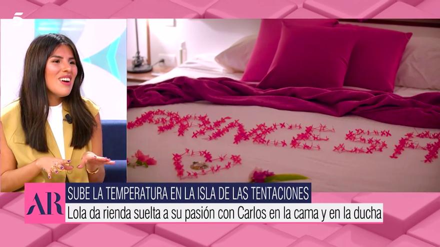 """Isa Pantoja bromea con participar en 'La isla de las tentaciones': """"Estoy reinsertada"""""""