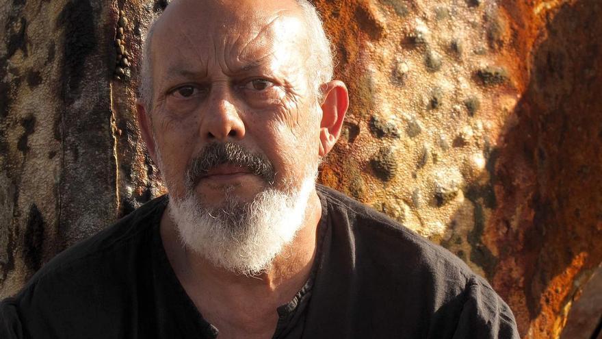 El escritor David Galloway.