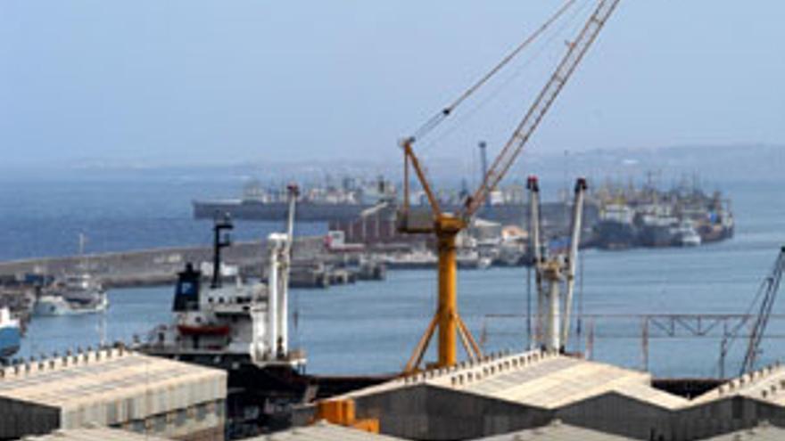 Puerto de la Luz y de Las Palmas. (CANARIAS AHORA)