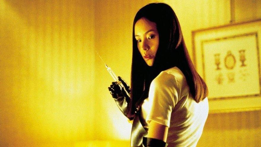 El personaje de Asami Yamazaki en 'Audition'
