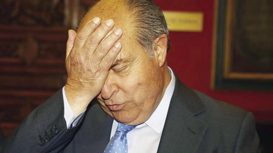 """El alcalde de Granada:"""" Si no había orden judicial de detenerme"""",fue un atropello"""