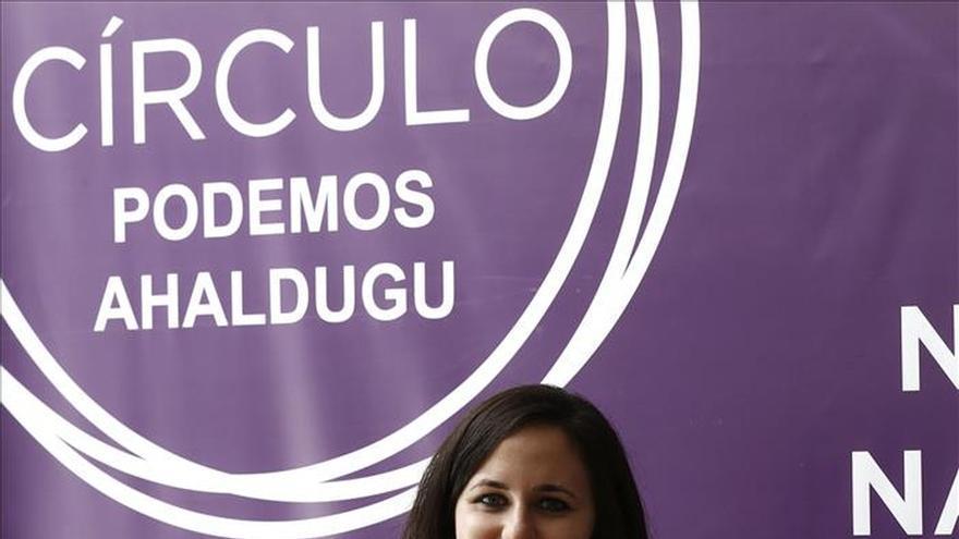 Podemos: Cambio en Navarra se va a mantener si cambia el Gobierno del Estado