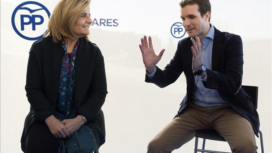 Báñez: Los pensionistas han recuperado 2.900 millones en poder adquisitivo