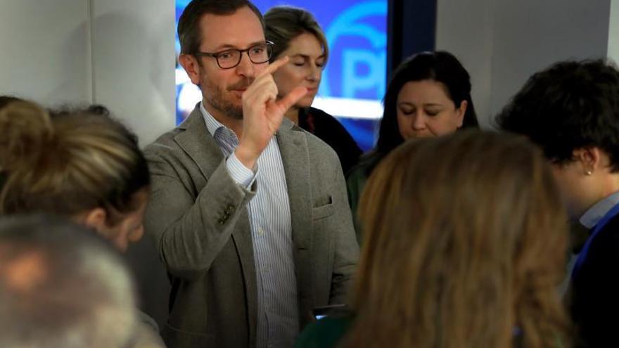 Euforia en Génova con los resultados y la posibilidad de gobernar Andalucía