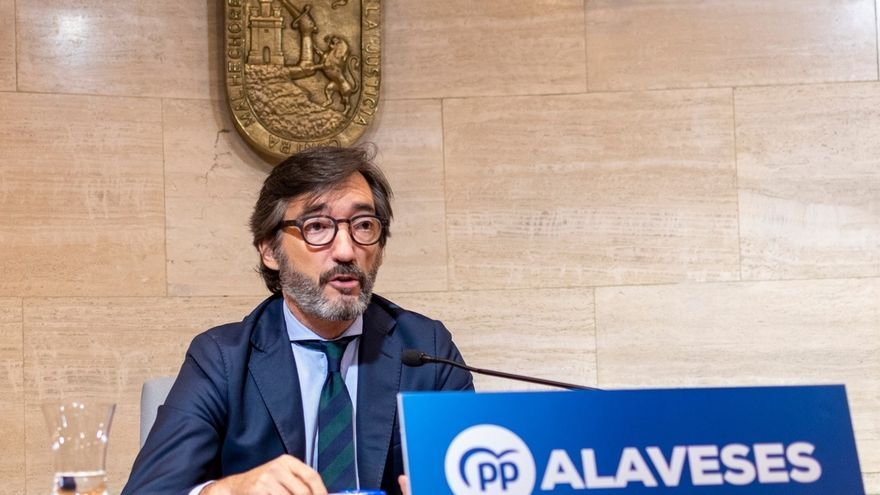 Una delegación del PP expondrá ante las instituciones europeas los problemas del vino de Rioja Alavesa