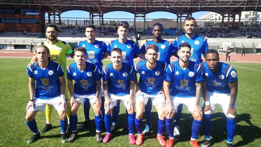 El Marino, al asalto de la categoría de bronce del fútbol español