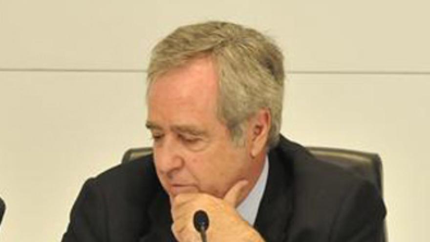Director general del Instituto de la Empresa Familiar (IEF), Fernando Casado, y