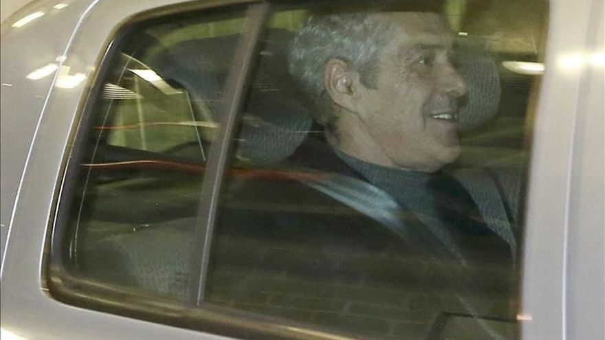 El ex primer ministro portugués José Sócrates cumple seis meses en prisión