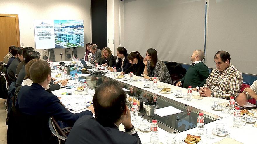 SODERCAN presenta su propuesta de Plan de Internacionalización 2017 a las empresas exportadoras de Cantabria