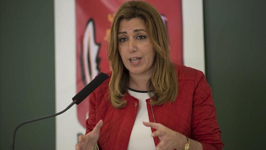 Díaz apoya la reforma del artículo 153 y pide el blindaje de los servicios sociales