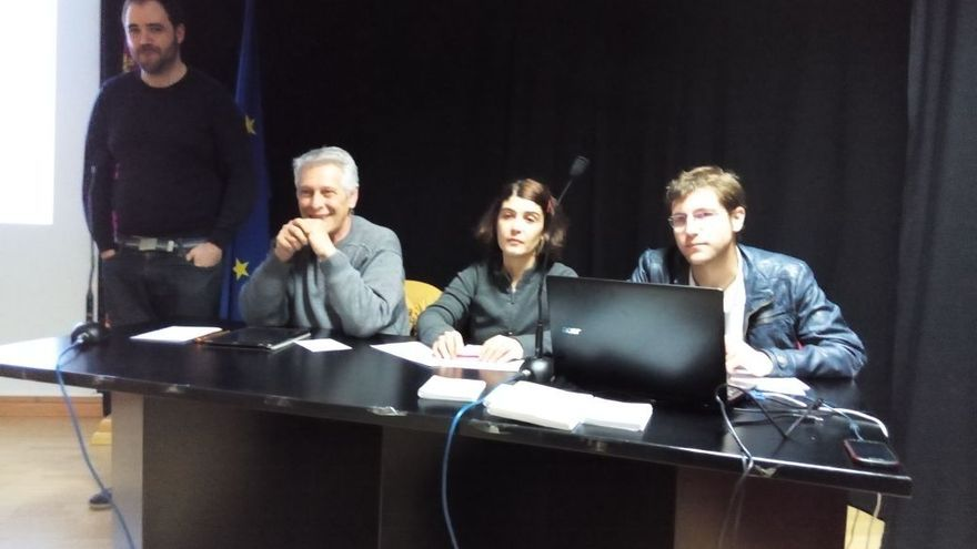 Mesa de coordinación de la asamblea ciudadana por la confluencia en Molina de Segura / JC