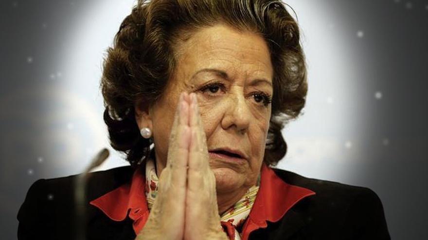 Rita Barberá, exalcaldesa de Valencia y senadora. (EFE)