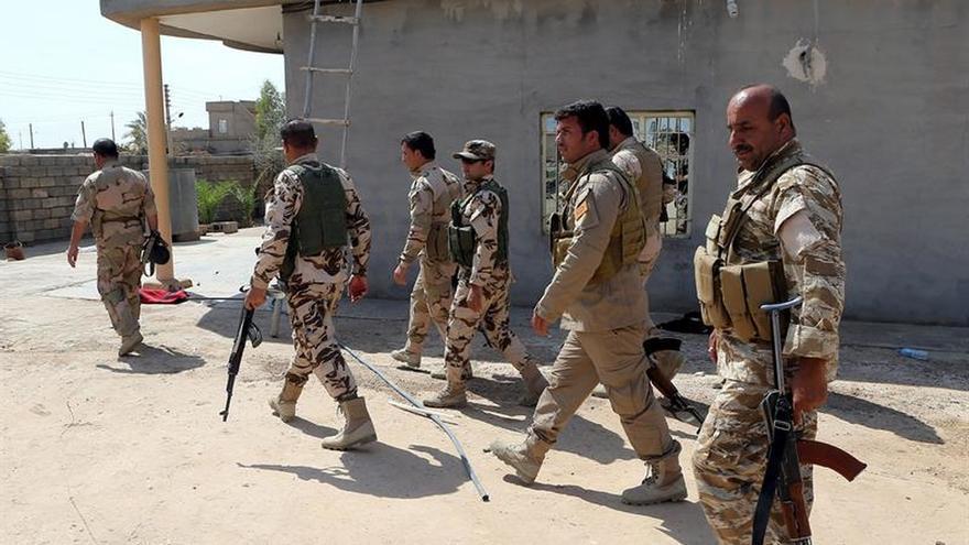 Los yihadistas atacan al ejército kurdo en tres frentes en el norte de Irak