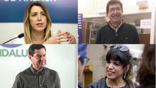 El voto de 6,5 millones de andaluces calibra el futuro político del país