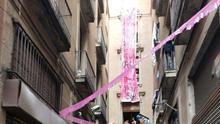 El fondo Blackstone acuerda un alquiler social con las familias que ocupaban un bloque en el Raval de Barcelona