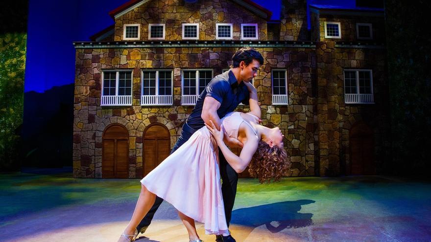 El Palacio Euskalduna de Bilbao acoge desde este miércoles el musical 'Dirty Dancing'