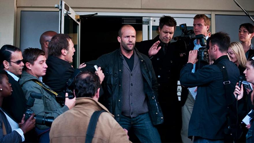 Imagen de la película 'Blitz', protagonizada por Jason Statham