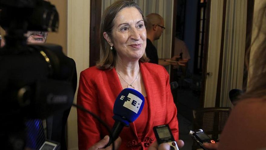 Pastor asegura que el conflicto del Canal no arriesga el prestigio de la marca España