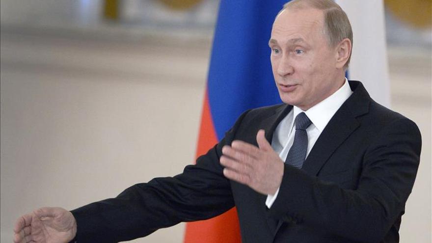 Putin pide a su Gobierno aclarar la situación de la deuda ucraniana