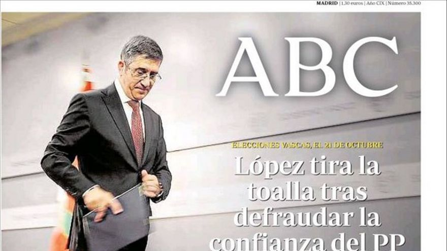 De las portadas del día (22/08/2012) #8