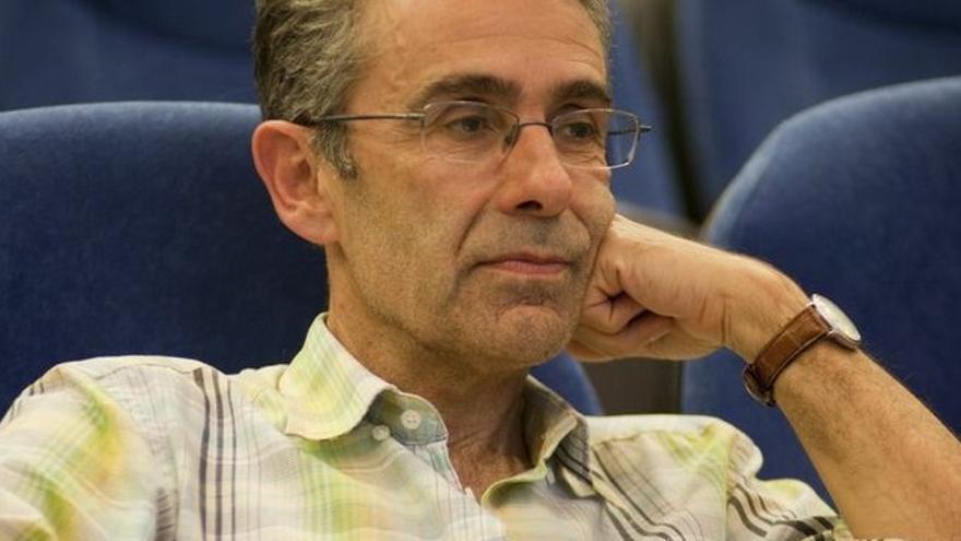 El psicólogo Gregorio Armañanzas.