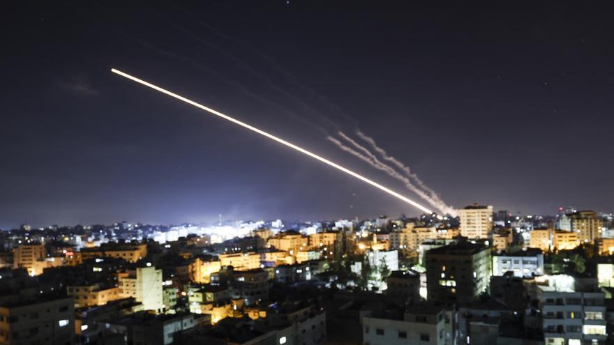 Ataques israelíes sobre Gaza