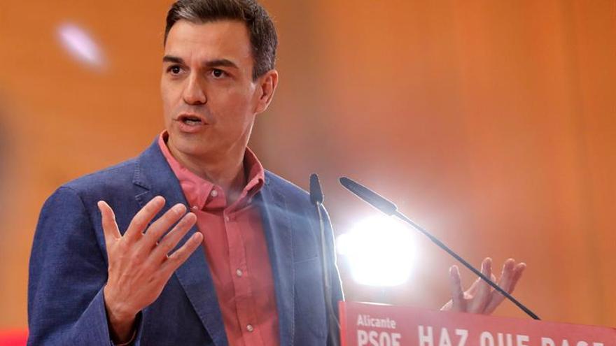 El primer debate electoral de campaña, este lunes en RTVE