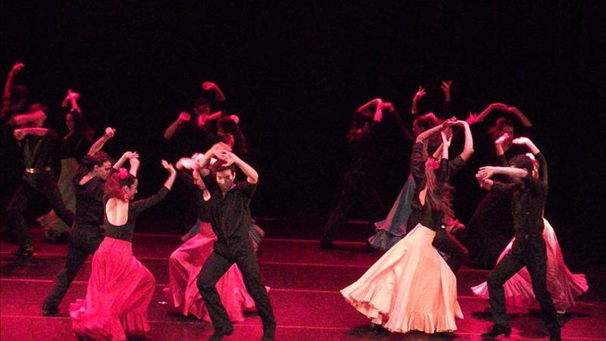 El baile flamenco brilla en la actividad cultural de Montevideo