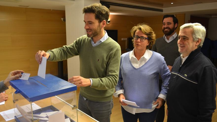 Un total de 53 compromisarios representarán a los populares vascos en el Congreso Nacional del PP
