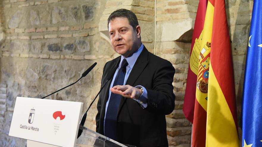 Emiliano García-Page FOTO: JCCM
