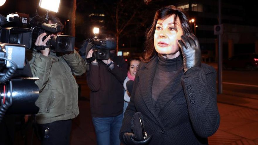 Carmen Martínez-Bordiú, duquesa de Franco según publica hoy el BOE