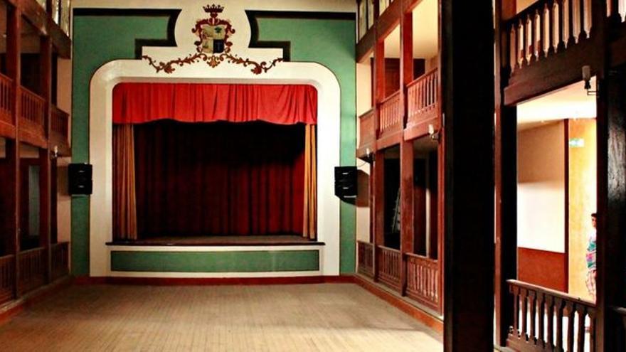 Teatro Monterrey de El Paso.