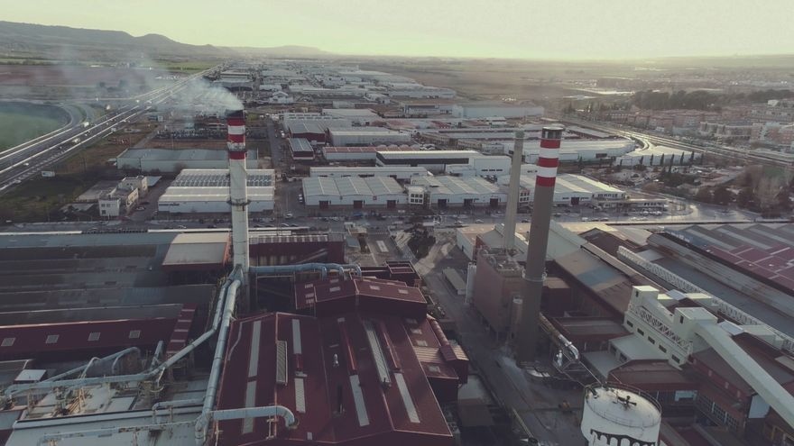 Área industrial de Azuqueca de Henares. FOTO: Ayuntamiento de Azuqueca