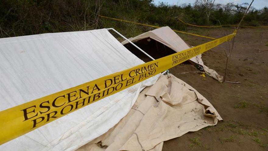 Confirman que cuerpos hallados son de agentes mexicanos desaparecidos