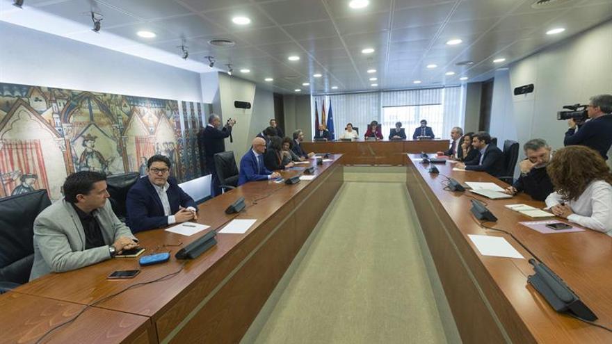 Ciudadanos Murcia apoyaría a otro presidente del PP, renegociando el acuerdo de Gobierno