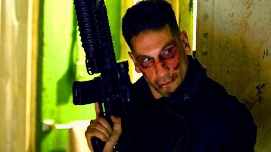 Netflix lanza nuevas imágenes de la serie 'The Punisher'